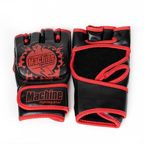 Kopie MMA Rukavice Machine Fist – černo-červené