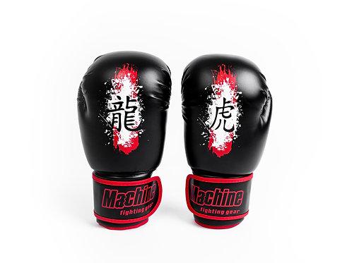 Boxerské rukavice MACHINE JAPAN – černé