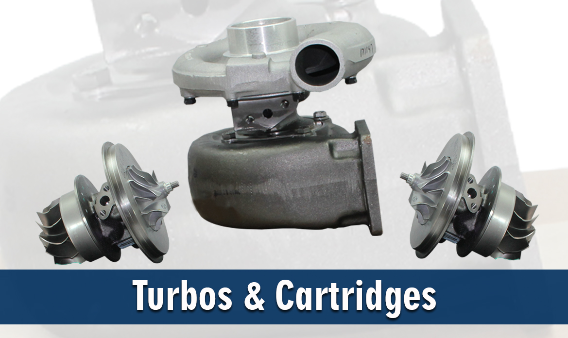 Turbos And Cartridges