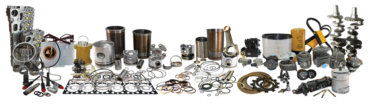 Aftermarket heavy machine parts