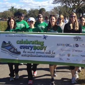 Walk for Eating Disorders Awareness