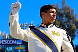 Tony Rescigno's drum major career began at USA camp where he began to train as a drum major, eventually becoming the drum major at Venice High School. After high school Tony attended Pasadena City College, where he was selected as drum major of the Lancer Marching Band in 2013 and lead the Pasadena City College Tournament of Roses Honor Band in the 2014 Tournament of Roses Parade. After successfully completing his studies at PCC Tony transferred to the University of California Los Angeles where he again was selected as drum major, this time for the UCLA Bruin Marching Band.  In addition to his extensive drum major experiences Tony was also a member of Pacific Crest Drum and Bugle Corps for the 2016 season and was able to study trumpet performance under Wayne Bergeron. Today Tony has graduated from UCLA with a B.A. in Musicology. He continues to be committed to the marching arts and serves on visual staffs in the Southern California area. Tony is a dedicated musician always eager to train students interested in becoming marching band members and leaders. He is honored to stand alongside with a motivated and strong driven staff.