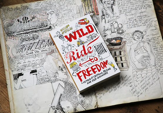 Book, Wild Ride To Freedom