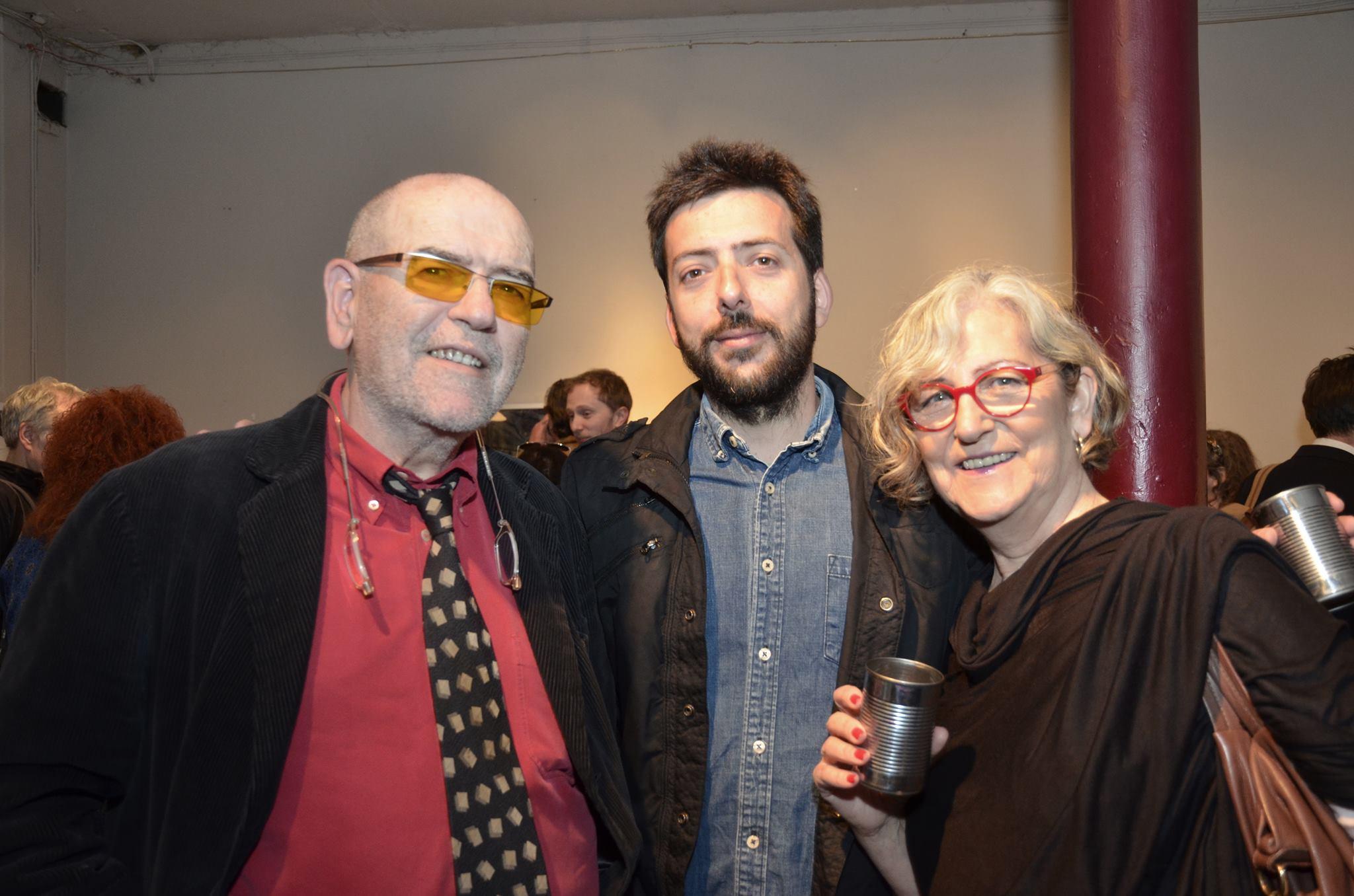Jaume, Arnau and Carmen Bach