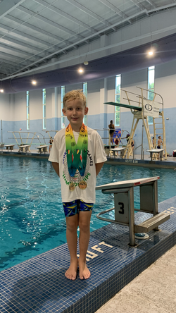 Lucas 1st on both 1 and 3 meter