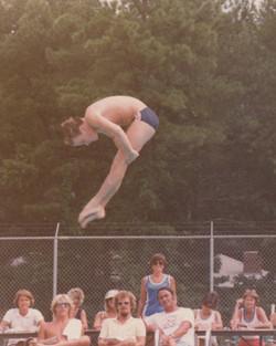 Coach Jonathan Inward Dive