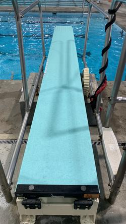 New 1 meter board