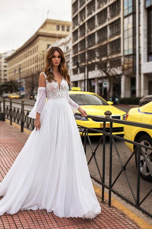 Νυφικό Φόρεμα Efimia