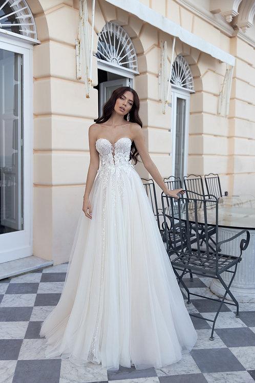 Νυφικό Φόρεμα Dolores