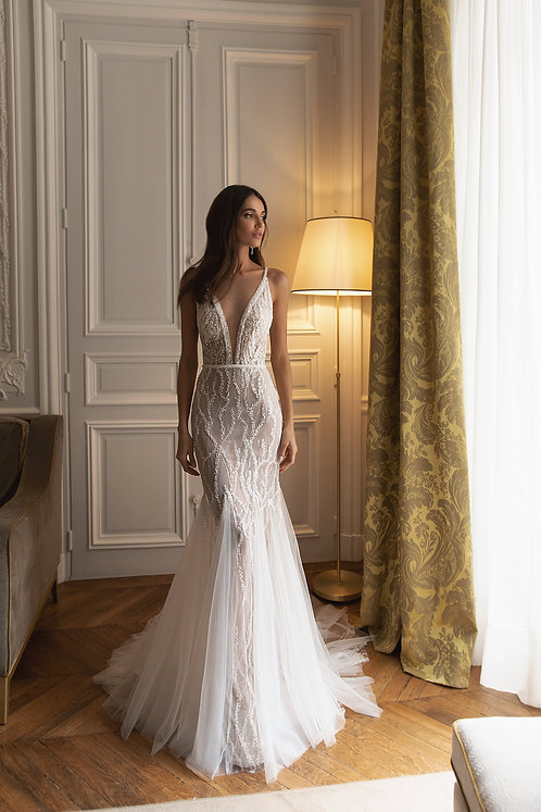 Νυφικό Φόρεμα Margot