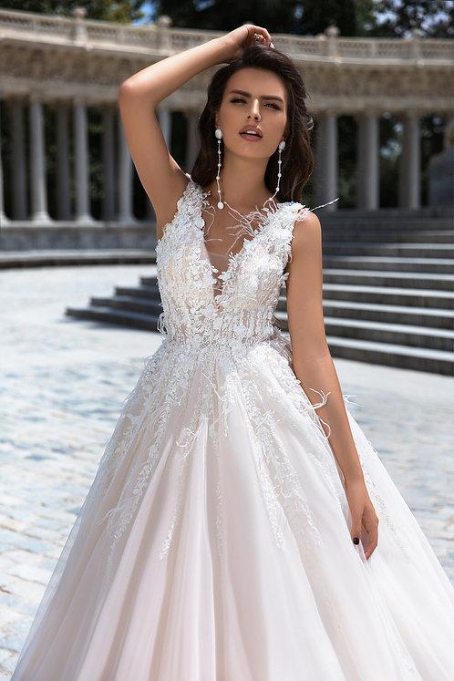 Νυφικό Φόρεμα Briza