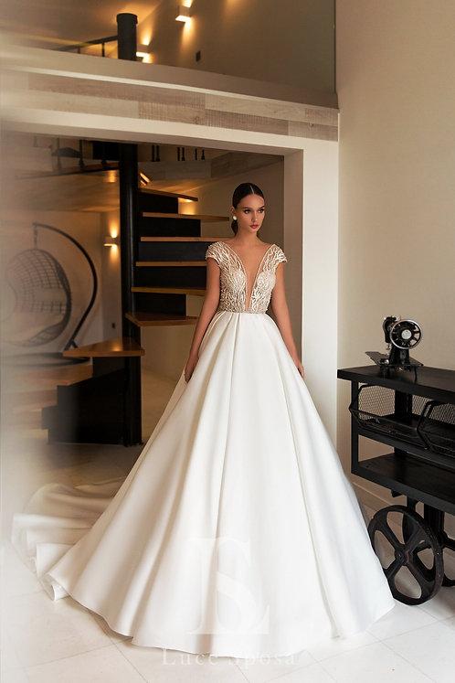 Νυφικό Φόρεμα Nemezida