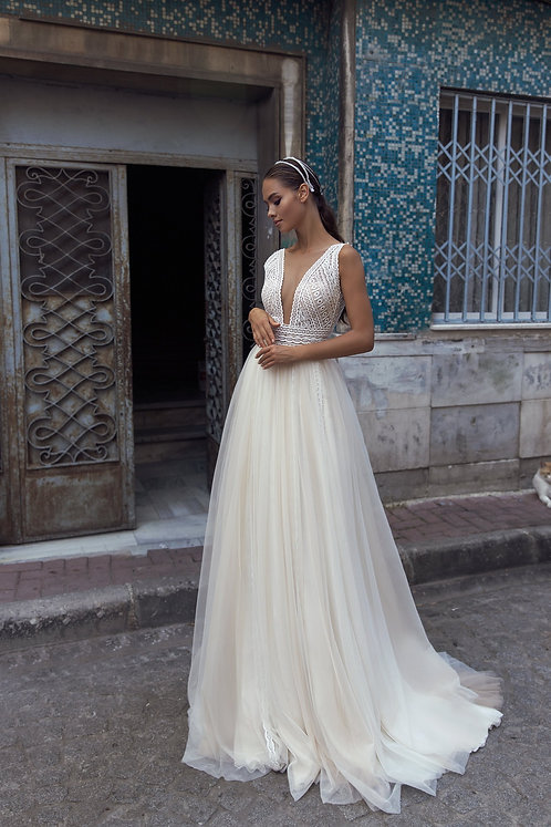 Νυφικό Φόρεμα Kora