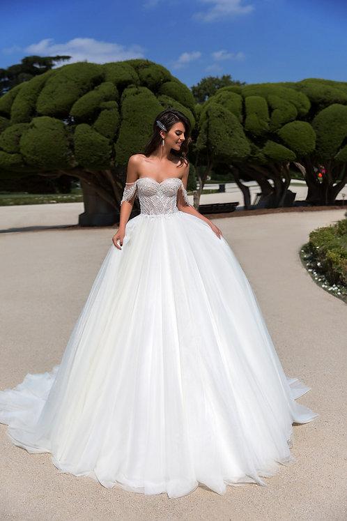 Νυφικό Φόρεμα Bolivar