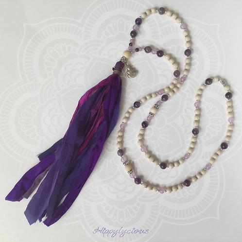 Goddess - Amethyst, Purple Jade