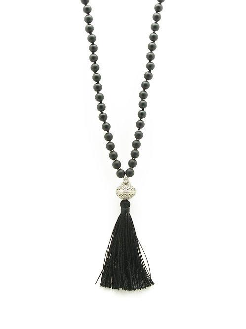 Little Black Dress (Silver)