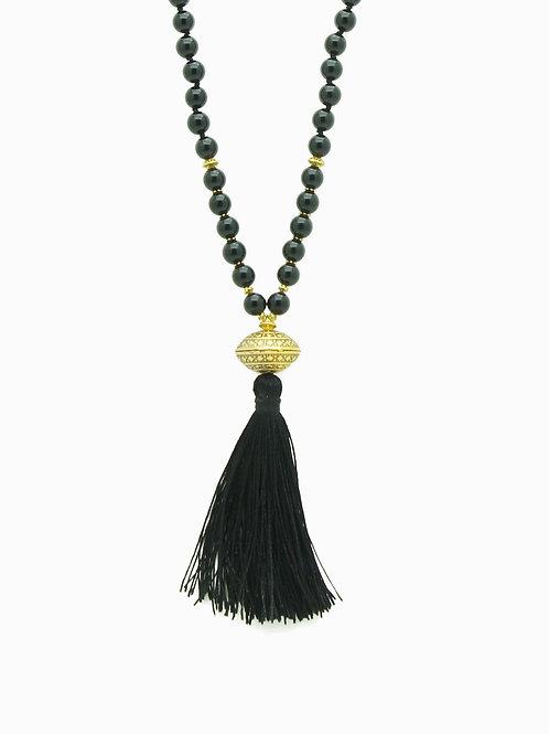 Little Black Dress (Gold)