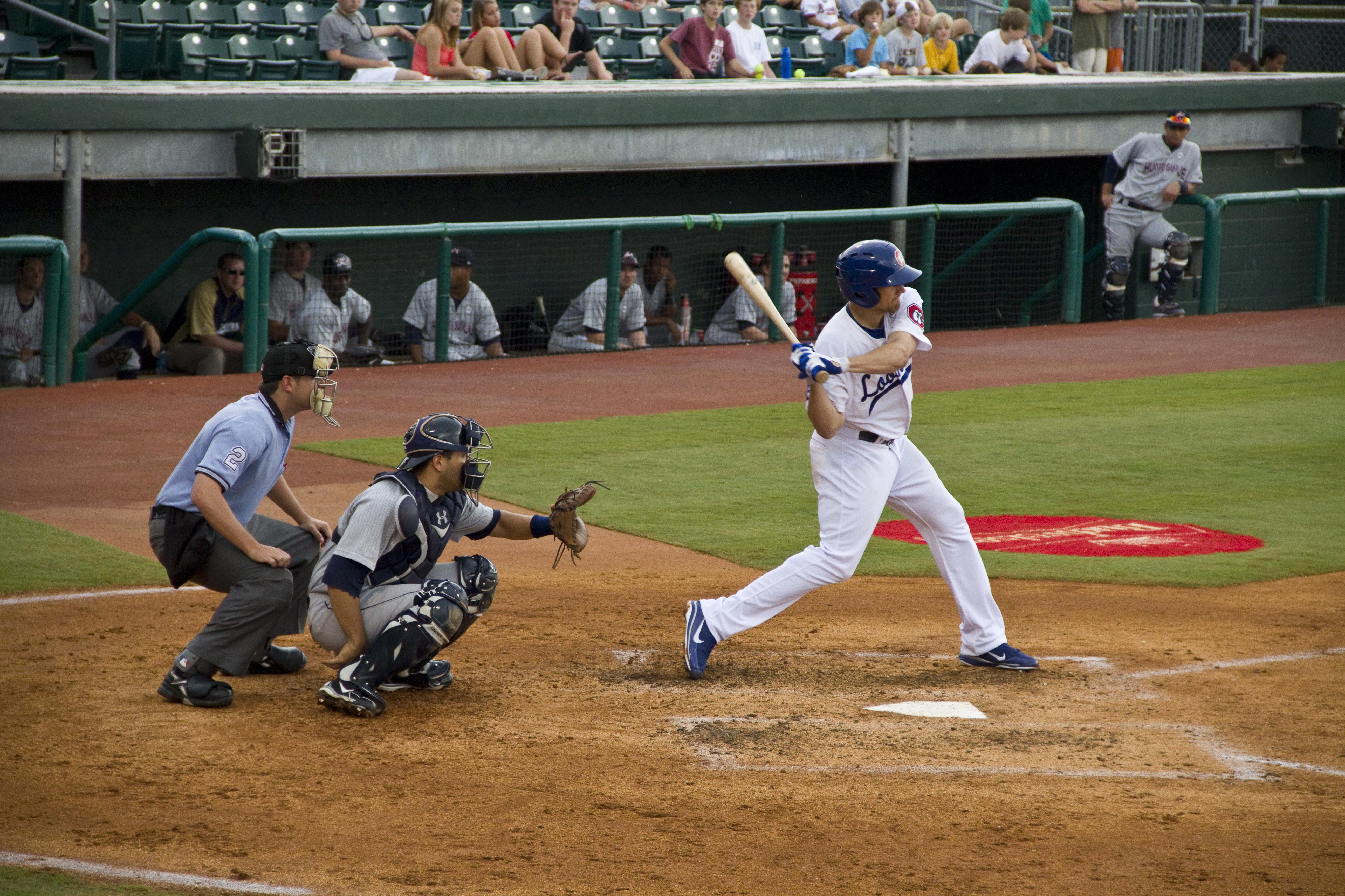 Player at Bat