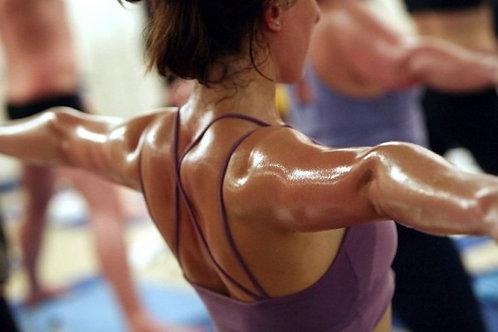 瘦身排毒瑜伽