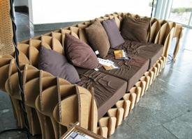 canapé carton