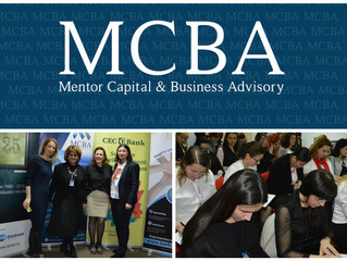 MCBA helps companies in their growth !