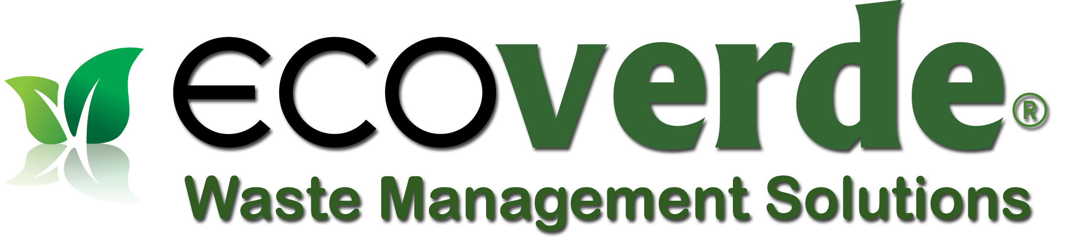 LOGO ECO VERDE waste management ENG copy