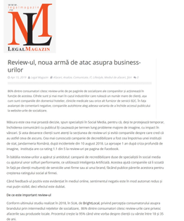 Legal Magazin