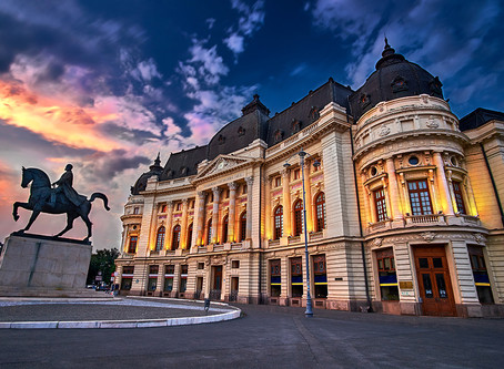 Doing business in Romania