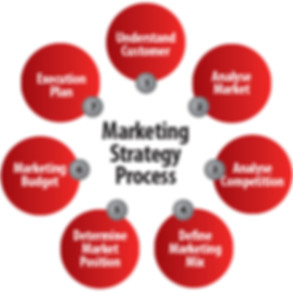 EVO Marketing Strategy process