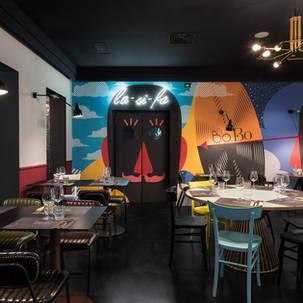 Casa del Jazz - Bo.Bo Bistrot