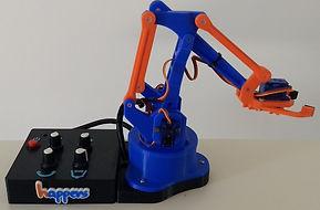 Braço robótico Happens