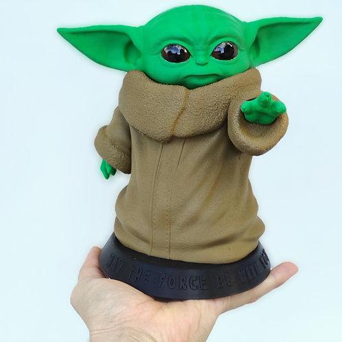 Boneco Baby Yoda - Grande