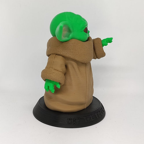 Baby Yoda - Boneco Grogu Star Wars The Mandalorian