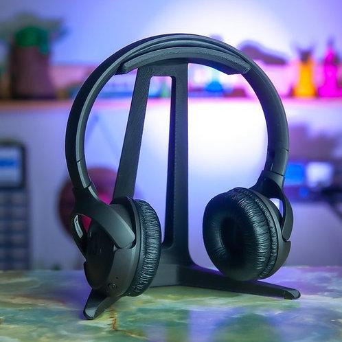 Suporte Gamer Moderno Fone Ouvido Headphone  Mesa Headset Gamer H
