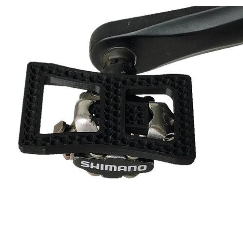 Plataforma Shimano Adaptador Par Pedal Clip Mtb