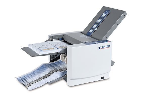 Paper Folder | TF Mega Series | Fast, neat and flexible folding at an affordable price