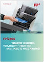 FPi 2300 Folder-Inserter System - Product Brochure in English