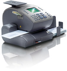 ultimail digital postage meter with postage scale