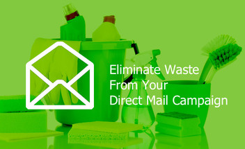 Spring Clean Your Next Direct Mail Campaign