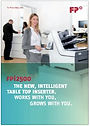 FPi 2500 Folder-Inserter System - Product Brochure in English