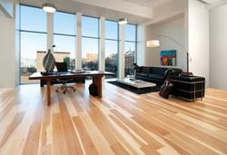 Hickory Wood Floor