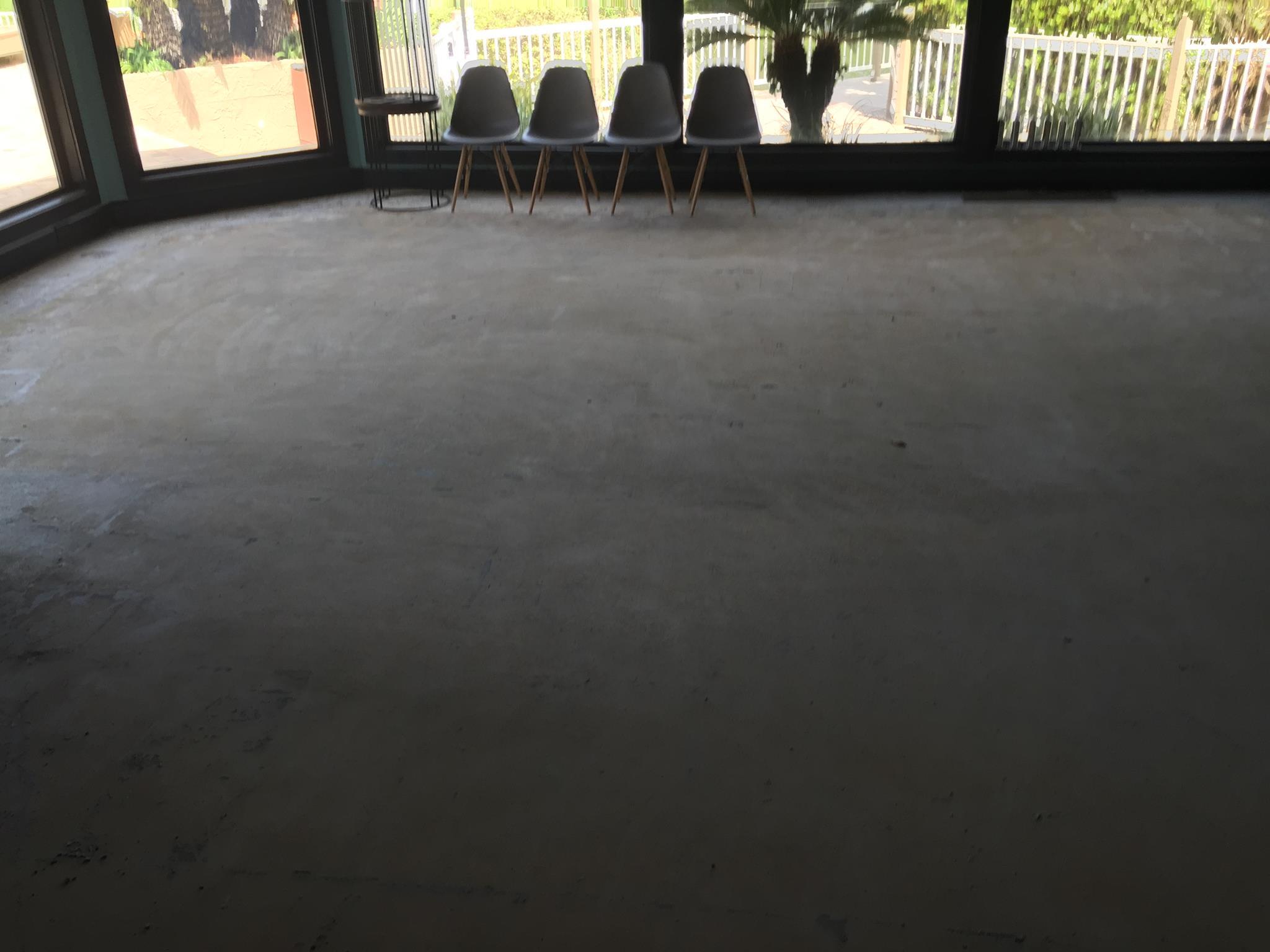 Plank Tile Install