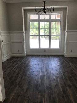 Plank Tile Floor