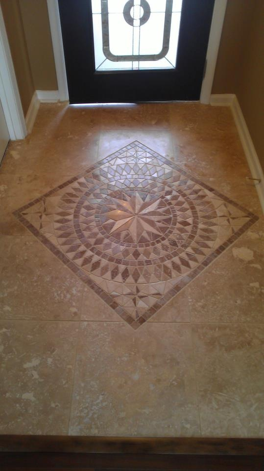 Tile Foyer