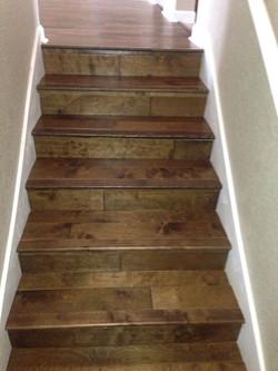 Glue Down Hardwood Flooring Stairs