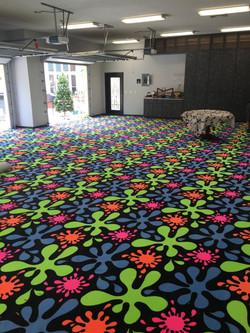 Glue Down Carpet
