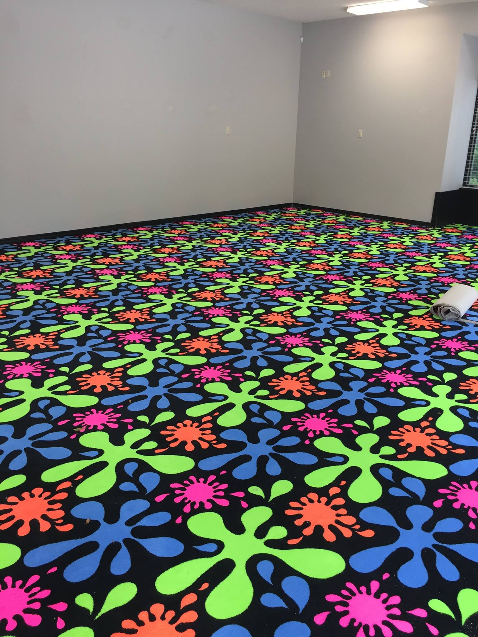 Glue Down Carpet