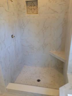 Stone Master Bathroom
