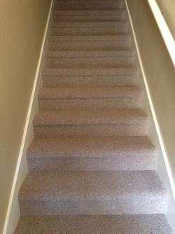 Berber Carpet Staircase