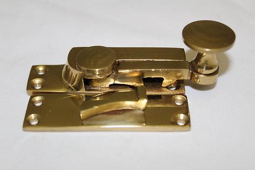 Brass Window Sash Lock - K2